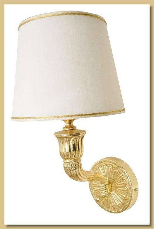 Arredamento ottone applique lampade da muro for Applique muro