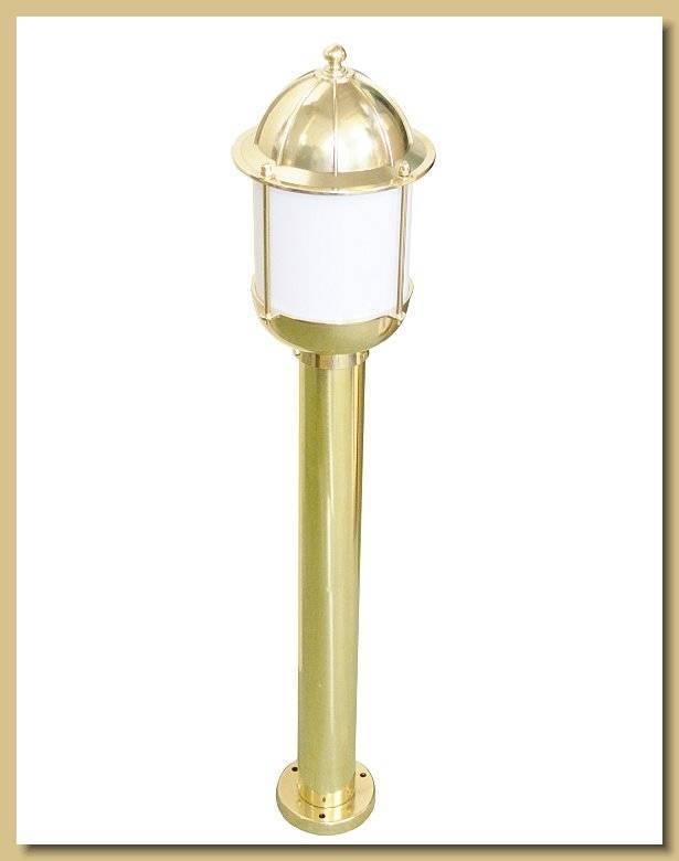 Arredamento ottone lampade da esterno - Acquisto terra per giardino ...
